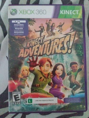 Imagem 1 de 1 de Jogo Xbox 360 Kinect Adventures