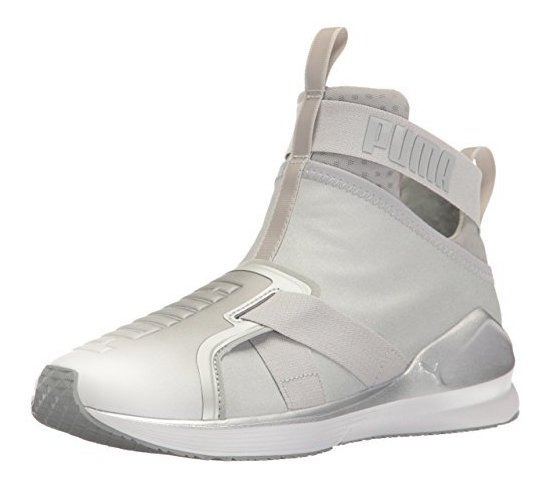Puma Fierce Strap Leather Wn's Training & Gym Shoes For