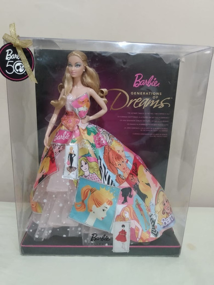 Barbie Collector - Generations Of Dreams - 50th Anniversary