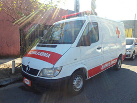 Mercedes Bens Sprinter 3130 Ano 2008 Ambulancia