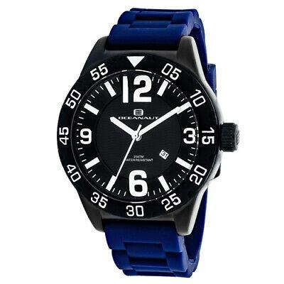 Reloj De Pulsera Para Hombre Oceanaut Aqua One Oc2713
