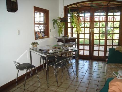 Casa Com 3 Dormitórios À Venda, 221 M² Por R$ 725.000,00 - Jardim Amália - Bauru/sp - Ca0692