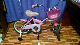 Bicicleta Niña Pioneer Princess R14