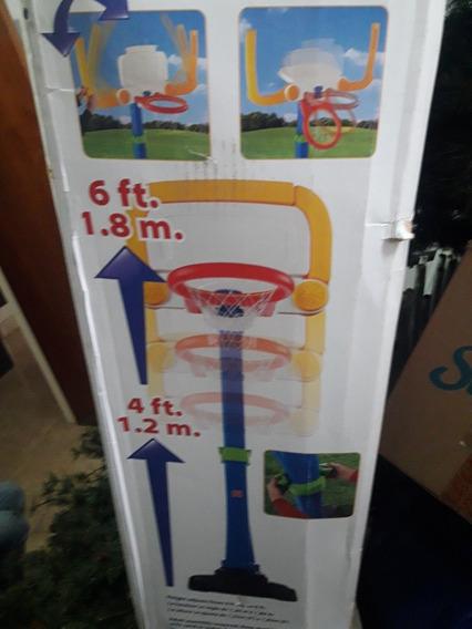 Cancha De Basquet Para Niño