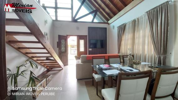 Casa Em Bairro Residencial Com Cozinha Planejada - Ca01226 - 34942344