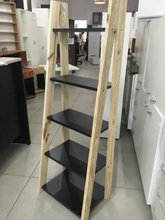 Estantera Nordica Organizador Estantes Tipo Escalera