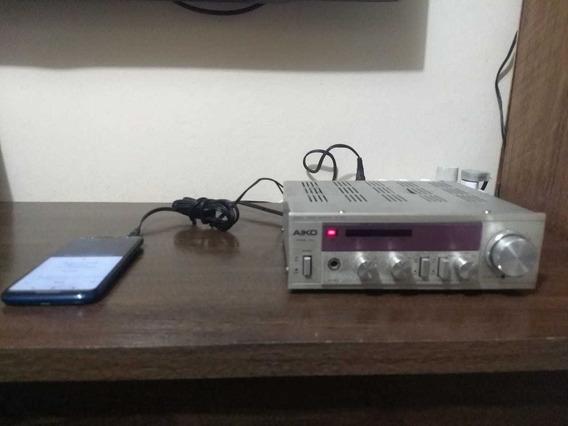Amplificador Aiko Pa-3000 Funcionando