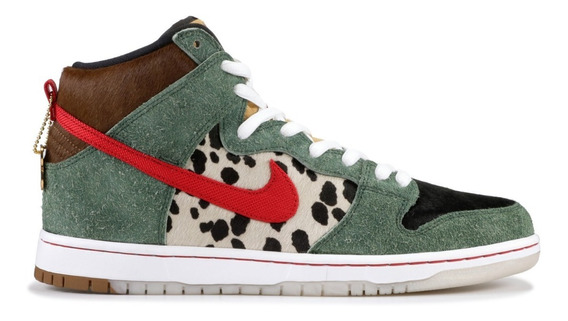 Nike Sb Dunk High Pro Qs Walk The Dog