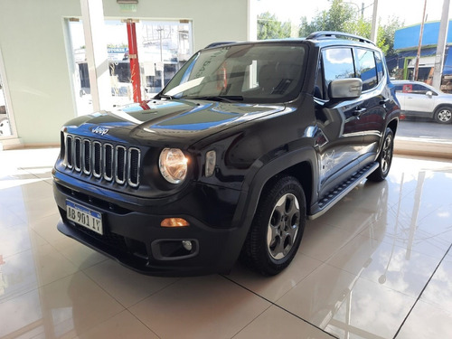 Jeep Renegade Sport Plus At 2017