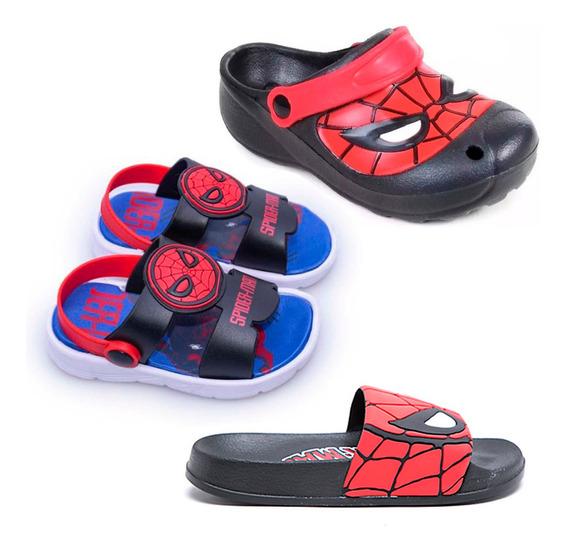 Zuecos Eva Comics Spiderman Mundo Moda Crmarvel