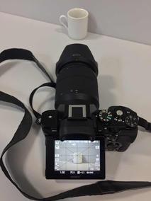 Sony A7r + 28-70 3.5-5.6 Com Apenas 8.000 Cliques