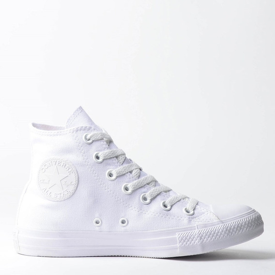 Tênis All Star Chuck Taylor Monochrome Cano Médio Original
