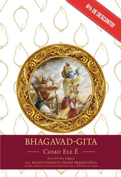 Bhagavad-gita Como Ele É - Edição Especial De Luxo