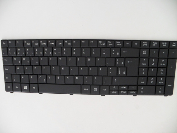 Teclado Notebook Acer Aspire E1-571