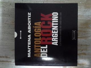 Antología Del Rock Argentino- Maitena Aboitz (2007)