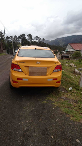 Hyundai Accent 2015+línea Full