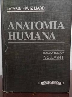 Libros De Anatomía Humana Latarjet-ruiz