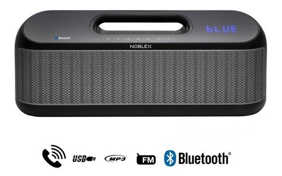 Parlante Bluetooth 20w Rms Noblex Psb990b