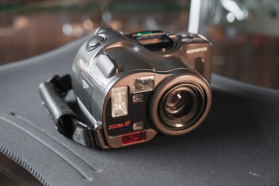 Camera Analógica Olympus Super Zoom Infinity 330