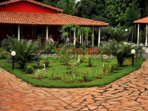 Imagem 1 de 14 de Chácara 4.800 Hectares | Itaguari | Go - Ch00004 - 69523344
