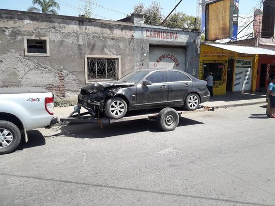 Mercedes Benz C200/c250 Chocado Dado De Baja
