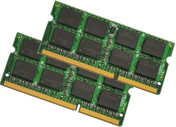 Memorias Ddr3 4gb Hp Dell Lenovo Ibm 16chips 1.5v 1333