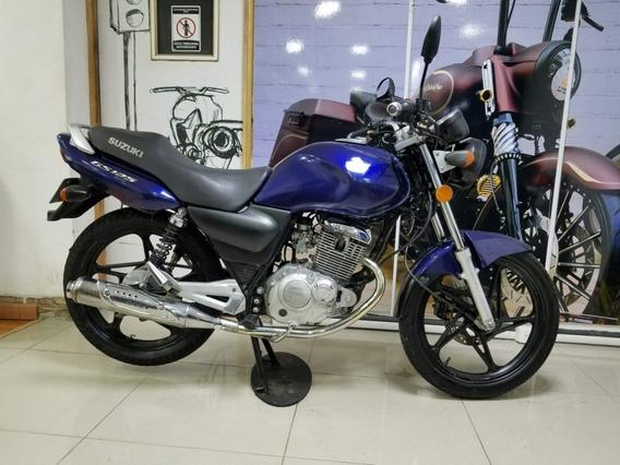 Suzuki Gs 125 2009