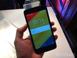 Motorola Moto C Plus Com Tv Digital 8gb 8mp Dual + Brinde
