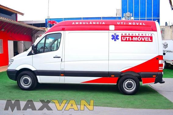 Ambulância Remoção | Master | Sprinter Uti | Ambulância Uti