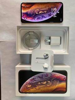 iPhone Xs 64 Gb, Rose Gold, Desbloqueado