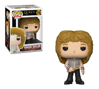 Funko Pop Rock Queen - Roger Taylor 94