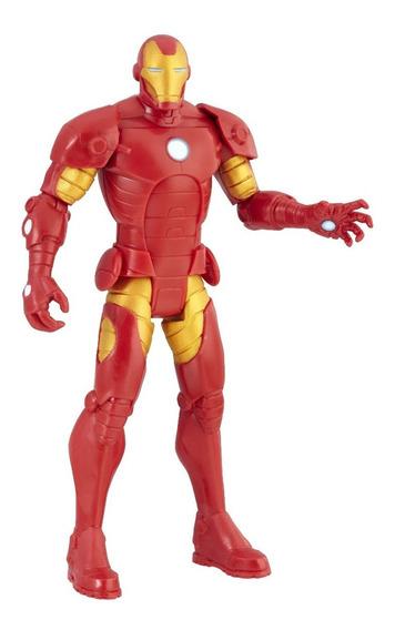 Marvel Avengers Classic Figura De Iron Man 6 Pulgadas