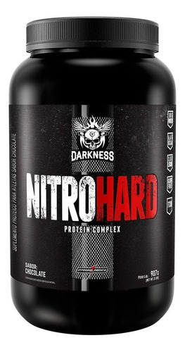 Nitro Hard 900g - Darkness Integral Medica