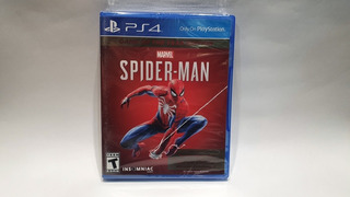 Spiderman Ps4 Game Of The Year Edition Nuevo Sellado Animate