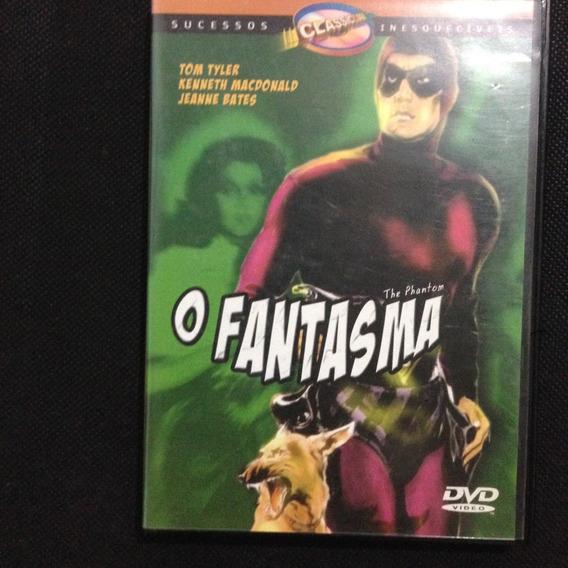 Dvd O Fantasma 1943 Duplo Original