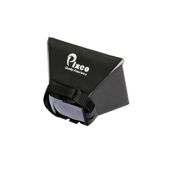 Difusor P/ Flash Mini Softbox Pixco Universal Frete Barato