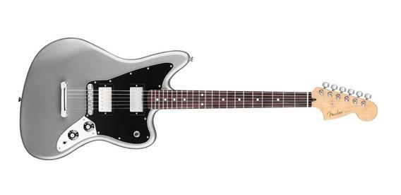 Fender Jaguar Blacktop Hh Made In Mexico