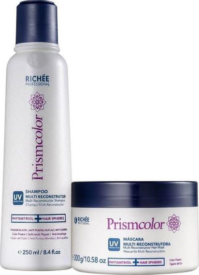 Kit Shampoo E Condicionador Prismcolor Richee
