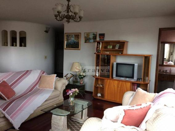 Apartamento Com 4 Dormitórios À Venda, 150 M² Por R$ 660.000 - Centro - São Caetano Do Sul/sp - Ap1325