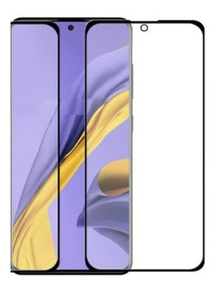 Película De Vidro 3d 4d 5d C/ Borda Galaxy A51