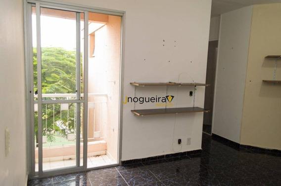 Apartamento Com 2 Dormitórios À Venda Por R$ 265.000,00 - Jardim Marajoara - São Paulo/sp - Ap4936