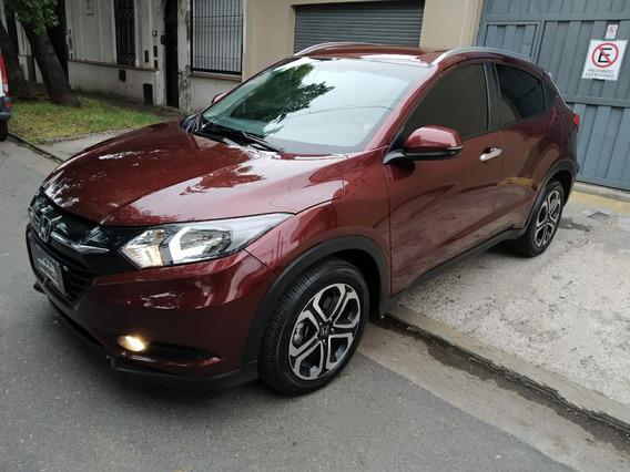 Honda Hr-v 1.8 Ex-l 2wd Cvt 2016