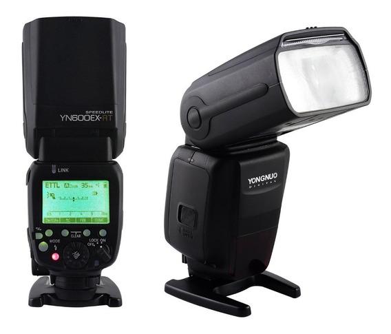 Flash Yongnuo Speedlite Yn600ex-rt Ii Ttl Para Canon