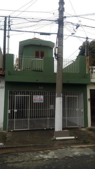 Sobrado Para Alugar, 120 M² Por R$ 1.500,00/mês - Vila Formosa - São Paulo/sp - So4504