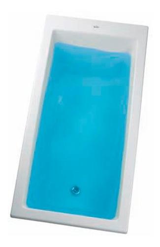 Bañera Ferrum Casco Acrilico Niza 150x75x40 Blanca Foschia