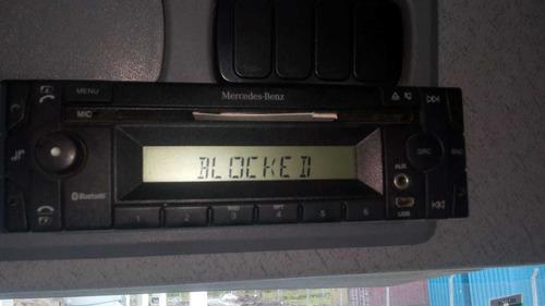 Código De Estéreo Bosch Mercedes Benz A Distancia