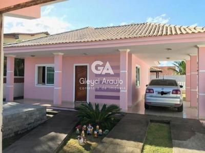 Casa A Venda No Bairro Barra Nova Em Saquarema - Rj. - 4421-1