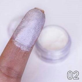 Gliter Asa Pigmento Bitarra Beauty 02 Hl Pearl Envio De Sp