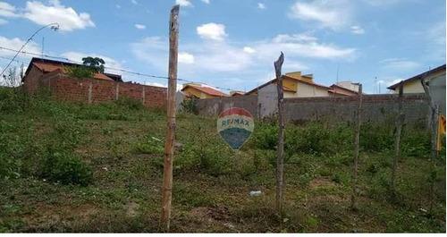 Terreno À Venda, 266 M² Por R$ 35.000,00 - Alto Do Sumaré - Mossoró/rn - Te0027