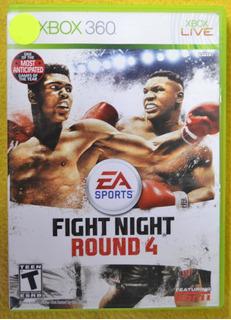 Fight Night Round 4 Xbox 360 Play Magic